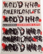 AMERICAN LIFE - USA IN-STORE PROMO POSTER